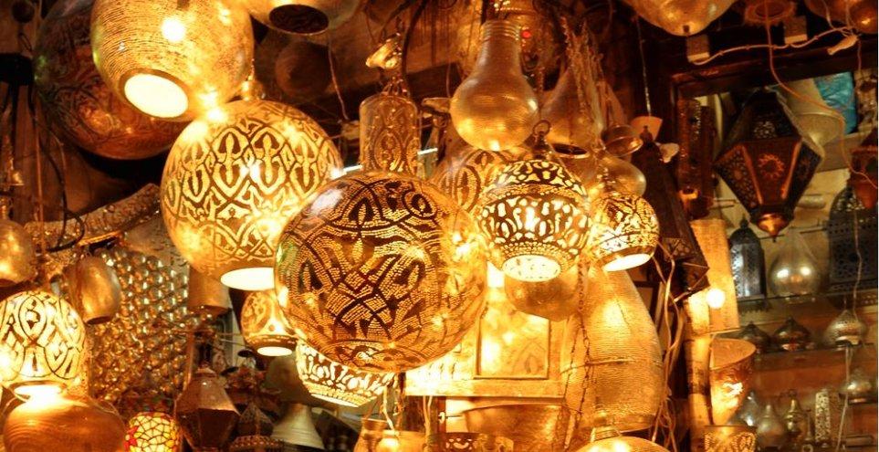 Marokkaanse-lampjes