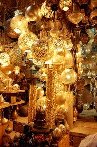 Marokkaanse lampen wat context