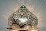 Oosterse lamp Isra XL Ghalia Licht