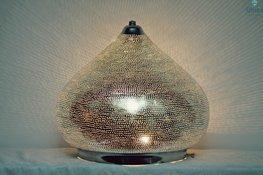 Staande Oosterse Lamp Eufrait XXL