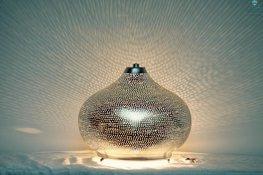 Staande Oosterse Lamp Eufrait L