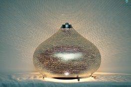 Staande Oosterse Lamp Eufrait XL