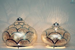 Oosterse Staande lamp Isra L