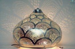 Oosterse Staande lamp Isra XL