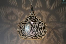 Oosterse Hanglamp Mes XL