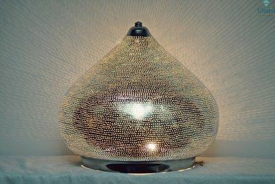 Oosterse lampen Eufrait Ghalia XXL licht