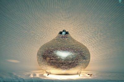 Oosterse lampen Eufrait Ghalia L licht