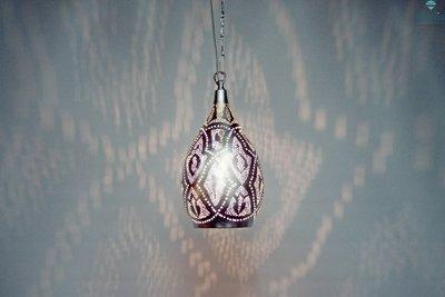 Oosterse hanglamp medina Ghalia