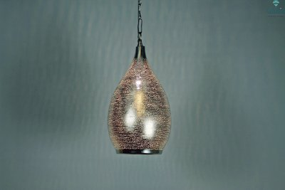 Oosterse hanglamp Alzan M Ghalia