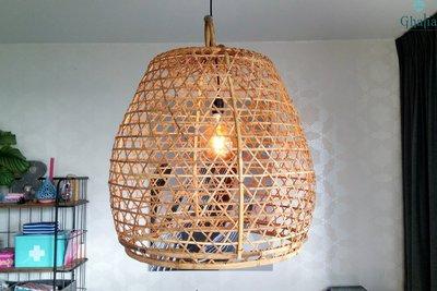 Hanenmand lamp