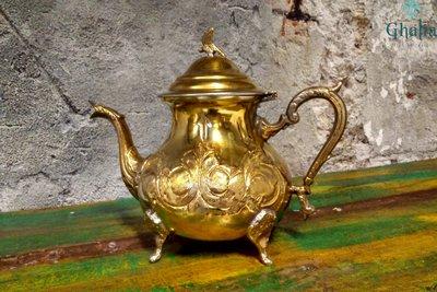 Marokkaanse Messing Theepot