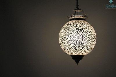 Mozaiek Hanglamp Shafaf Ghalia